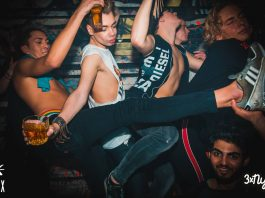 In beeld: Club NYX Hosted by Pussy Wagon