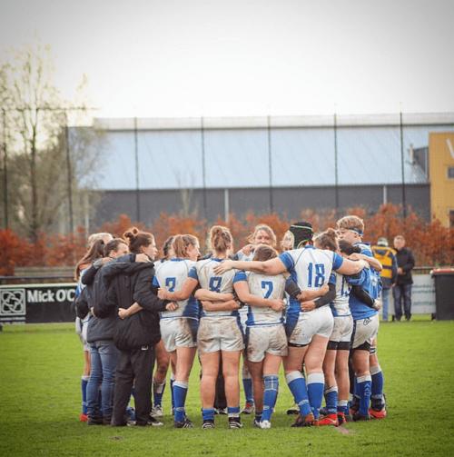 Kraker voor AAC Rugby