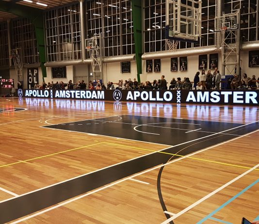 Apollo Amsterdam herpakt zich in de DBL