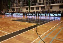 Negende nederlaag op rij voor Apollo Amsterdam