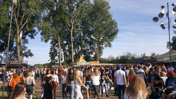 Amsterdam Open Air eerste weekend juni