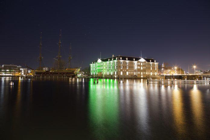 Amsterdam Light Festival breidt uit met videoprojecties op EYE Filmmuseum