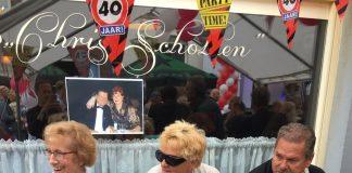 Amsterdamse gezelligheid in Café Chris Scholten