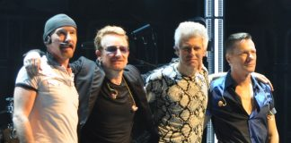 U2 MET NIEUWE TOUR OP 7 OKTOBER IN DE ZIGGO DOME De data voor het Europese deel van de U2 eXPERIENCE + iNNOCENCE Tour zijn vandaag door Live Nation bekendgemaakt. Op 2 mei start de Tour in de Verenigde Staten met een concert in Tulsa in Oklahoma. Het Europese deel begint op 31 augustus in Berlijn en reist vervolgens af naar Keulen, Parijs, Madrid, Kopenhagen, Hamburg, Milaan, Manchester, Londen en op zondag 7 oktober staat U2 in de Ziggo Dome in Amsterdam.