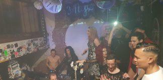 Videofragmentje: TraffaMafia bij 3xNYX