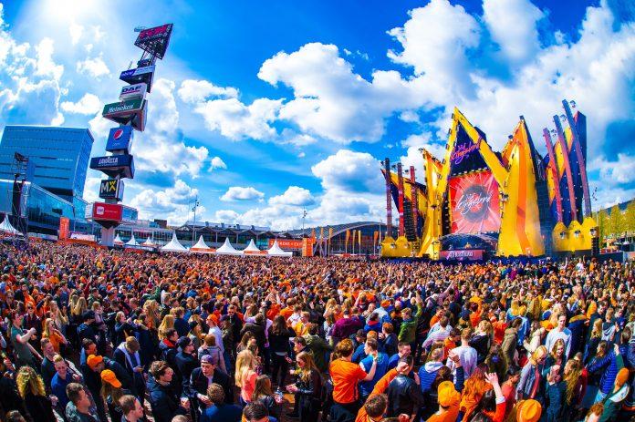 Grote namen treden op tijdens Kingsland Festival 2018 bij de RAI