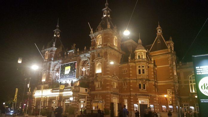 Stage lopen bij het Amsterdam Dance Event