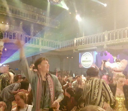 Gouden Kabouter Awards uitgereikt in ontketende Paradiso