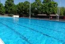 Aftellen buitenzwemmers 'De Mirandabad' weer begonnen