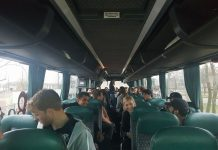 Geen handhavingsfeestje in bus Aristos ondanks winst in Rotterdam