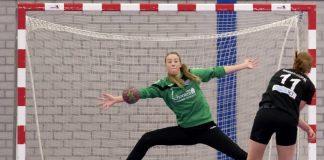 Goalie Marit Huiberts maakt overstap van Foreholte naar VOC