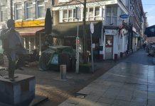 Een stukje echt Amsterdam: Café Koffiehuis De Schaapskooi