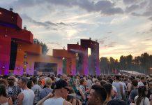 Collabs 3000 op 909 festival voor exclusief optreden