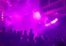 Pop-up-Pink-Paas-Party ter ere van 50 jaar Paradiso