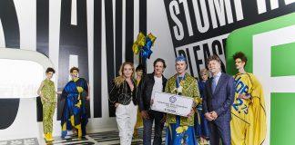 Bas Kosters ontvangt het achtste Cultuurfonds Mode Stipendium