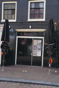 LGBTQ uitgaan / nightlife in Amsterdam Tequilla Thursday Exit Café