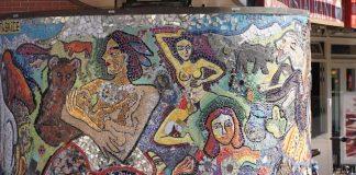 Artist talk 'Paint me a sculpture' bij SBK in Zuid
