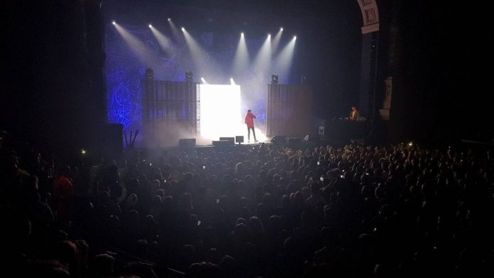 Final Show Lil' Kleine Alleen Tour exclusief bij Pathé