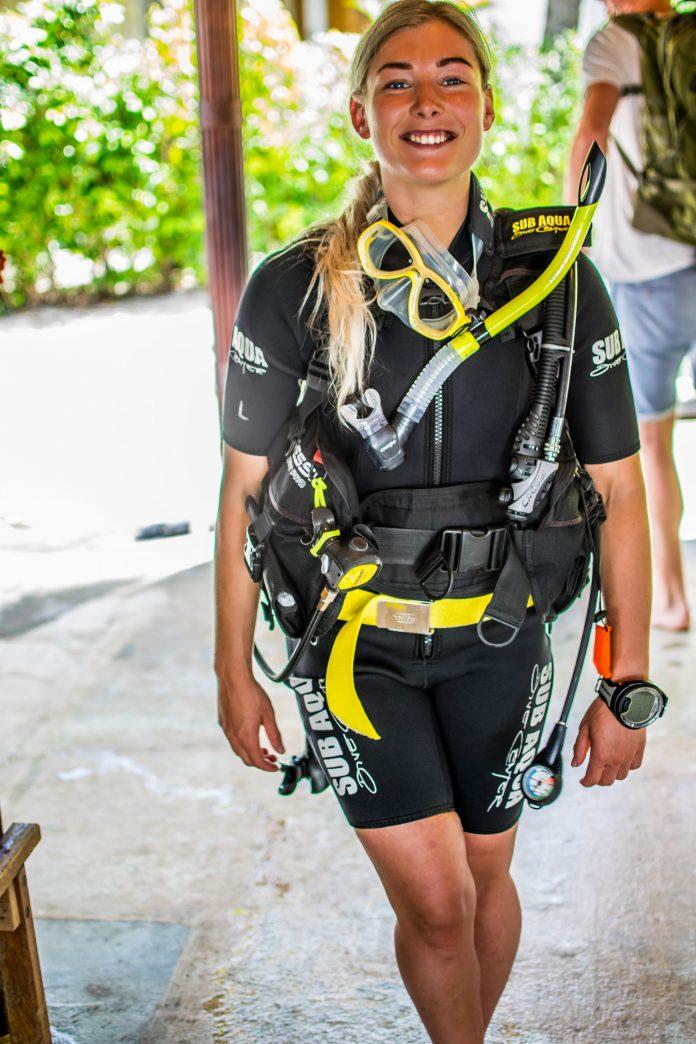 Blog: Nathalie Hendrikse, vier redenen om te duiken