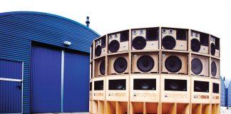 Wereldberoemd soundsystem neemt NDSM-werf over op 5 mei