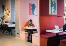 The Student Hotel zet in op toekomst met volledig make-over event