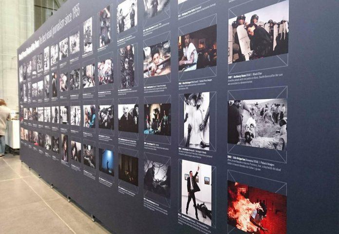 World Press Photo tentoonstelling in de Nieuwe Kerk