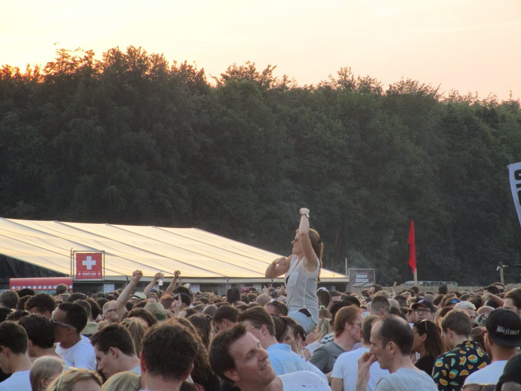 Festival shots in Amsterdam 2018