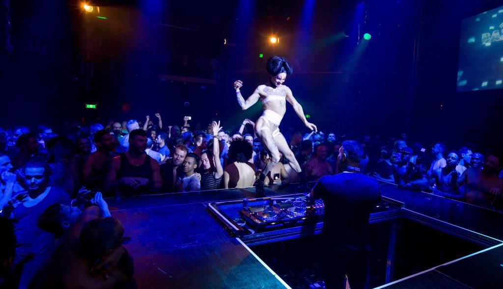 Sensationeel: Wereldster Hector Fonseca treedt op tijdens 'Angels in Paradise'