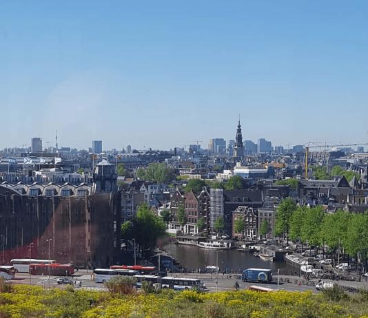 Amsterdam in beeld via Instagram