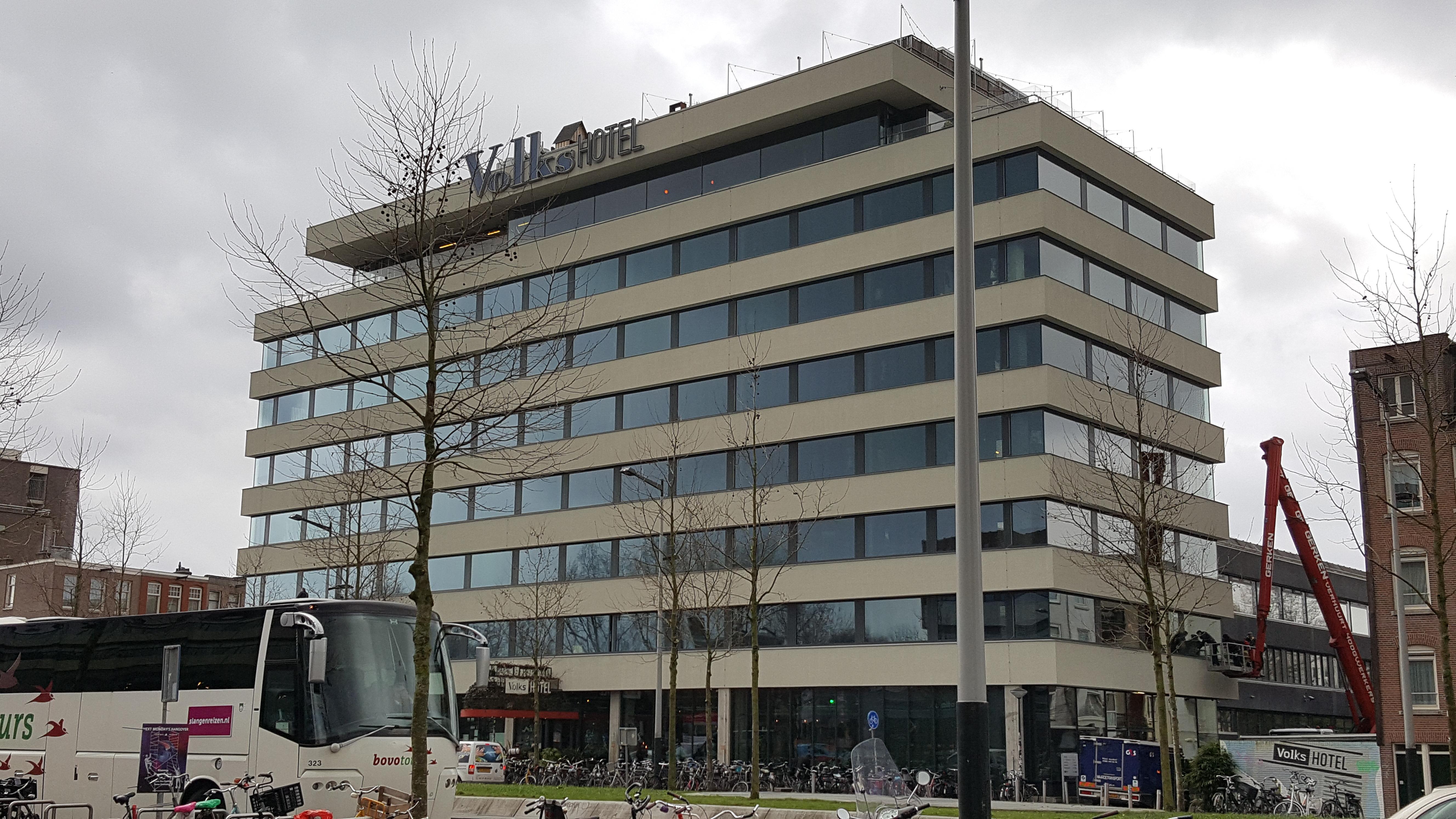 Volkshotel - Hotel in Amsterdam