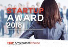 TEDxAmsterdamWomen trapt vierde editie Startup Award af
