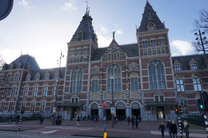 Open huis Teekenschool Rijksmuseum