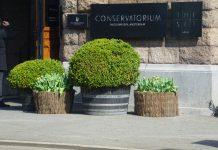 Conservatorium Hotel primeurt met speciale Graduation Cake