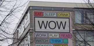 WOW transformeert Bos en Lommerplein tot duurzaam mode-spektakel