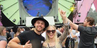 Video: vrolijke sfeer tijdens Amsterdam Open Air 2018