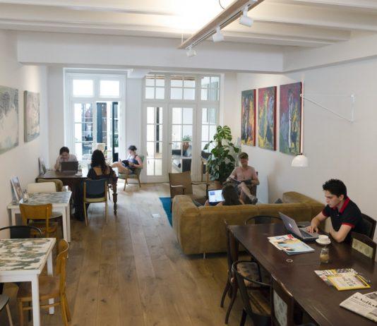 Charley's: onderscheidende werkruimte op een geweldige locatie in de Plantagebuurt