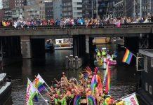 GroenLinks draagt boot op aan helden Gay Pride Istanbul