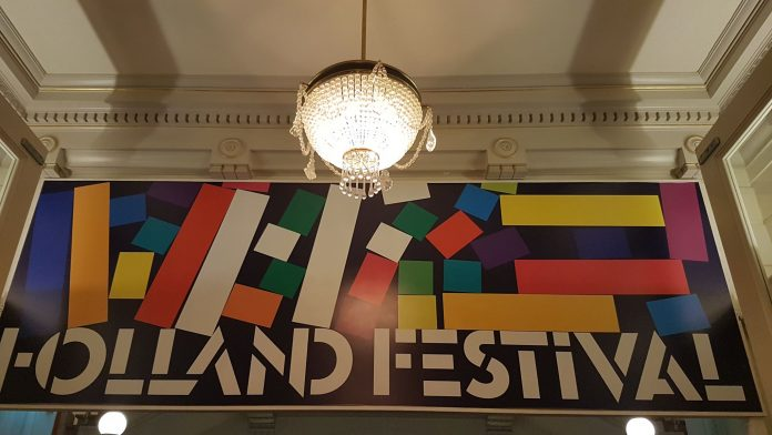Holland Festival programma maandag 18 juni 2018
