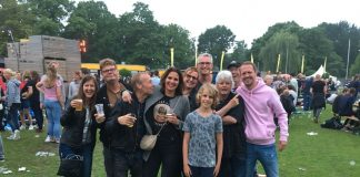 Rock-'n-Roll Football Club DVVA gastheer van stomende editie SoccerRocker