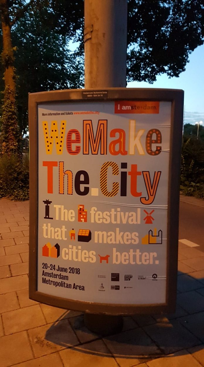 We make the City gaat beginnen