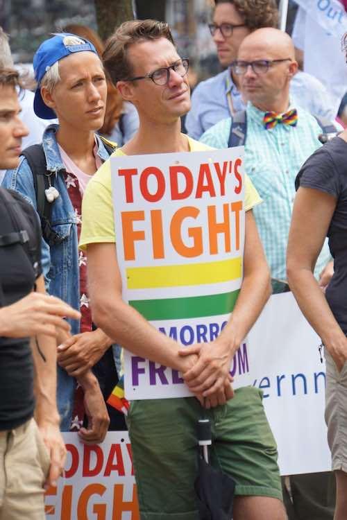 Pride Amsterdam 2018 van start gegaan