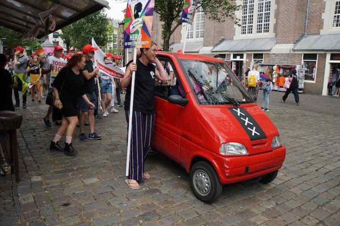 Pride Amsterdam 2018 – dinsdag 31 juli