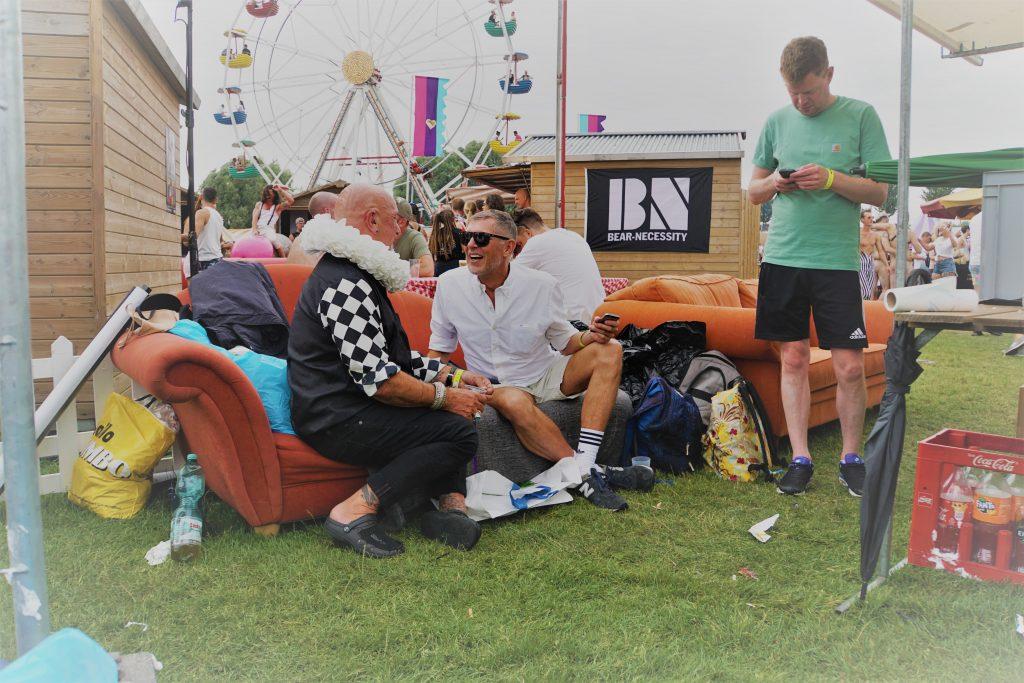 Sfeerfoto's Milkshake Festival zondageditie