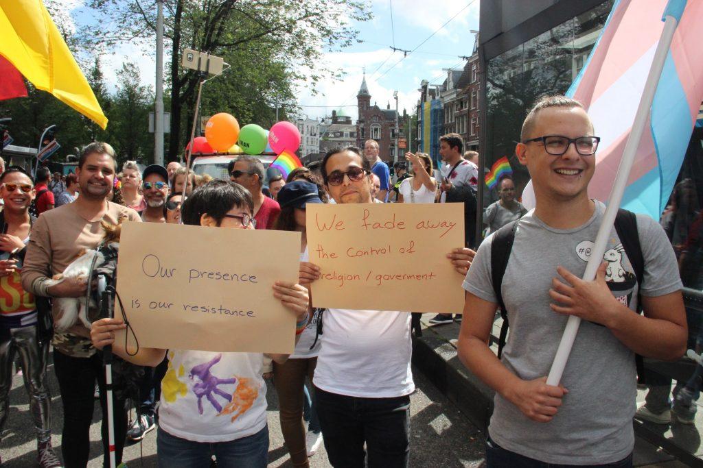 Foto album Pride Amsterdam