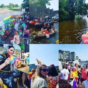 Volop Youth Pride Activiteiten tijdens Pride Amsterdam 2018
