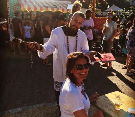 Lekker genieten tijdens food festival TREK in Amstelpark