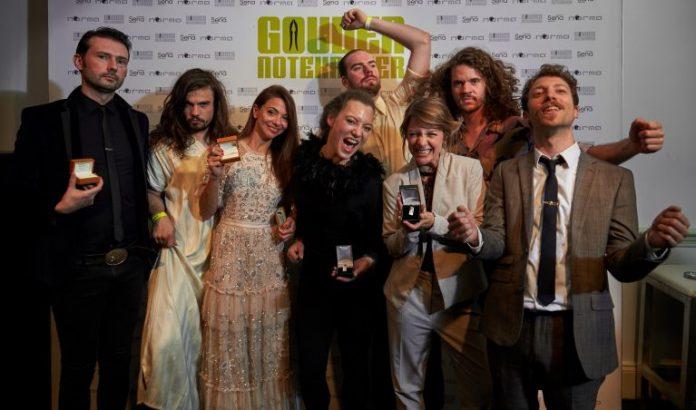 Eerste 'Humble Hero Award' voor sessiemuzikant