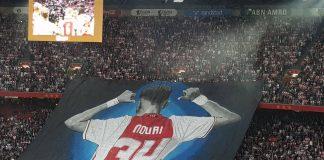 Misselijkmakend: Feyenoord 'supporters' kwetsen Nouri