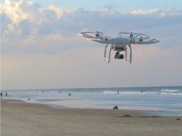 Wereldrecord zelfvliegende drones in één zwerm