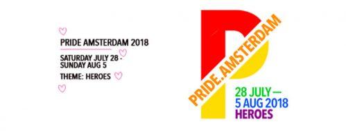 Pride Amsterdam 2018 - straatfeesten - streetparties